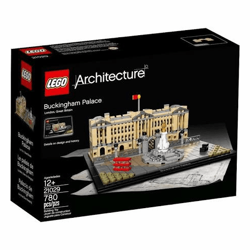 LEGO: Architecture: Buckingham Palace (21029)