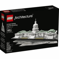 LEGO: Architecture: United States Capitol Building (21030)