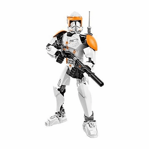 Lego Star Wars Clone Commander Cody 75108