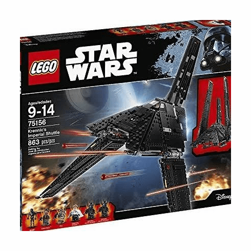 LEGO Star Wars Krennic's Imperial Shuttle 75156