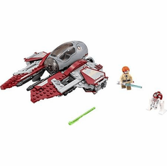LEGO: Star Wars: Obi-Wan�s Jedi Interceptor (75135)