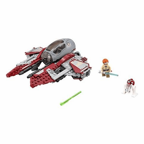 LEGO: Star Wars: Obi-Wan's Jedi Interceptor (75135)