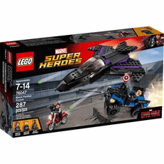 LEGO Super Heroes Marvel Black Panther Pursuit (76047)
