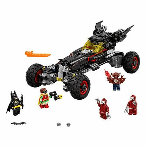 LEGO: The LEGO Batman Movie: The Batmobile (70905)