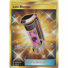 Lost Blender - 233/214 - Secret Rare