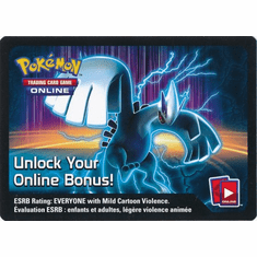 Lugia EX Pokemon Team Plasma Tin Code Card