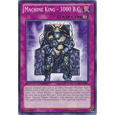 Machine King - 3000 B.C. GLD5-EN051 - YuGiOh Haunted Mine Common Card