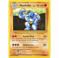 Machoke 58/108 Uncommon - Pokemon XY Evolutions Single Card