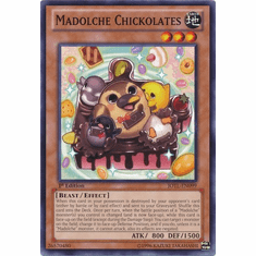 Madolche Chickolates JOTL-EN099 - YuGiOh Judgment Of The Light Common