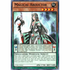Magical Abductor CORE-EN041 Rare - YuGiOh Clash of Rebellions Card
