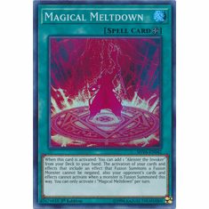 Magical Meltdown - SHVA-EN042 - Super Rare