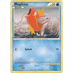 Magikarp 19/30 - Pokemon Promo Card