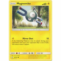 Magnemite - 68/236 - Common Sun & Moon: Cosmic Eclipse Singles