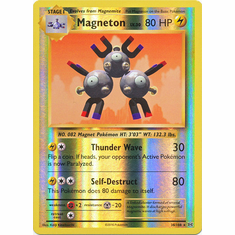 Magneton 38/108 - Reverse Pokemon XY Evolutions Single Card
