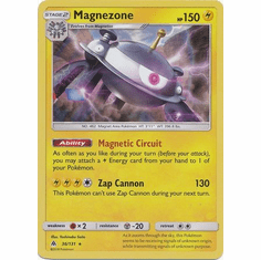 Magnezone 36/131 Holo Rare - Pokemon Sun & Moon Forbidden Light Card