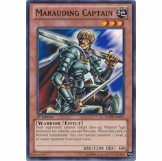 Marauding Captain LCJW-EN032 - YuGiOh Joey's World Common Card