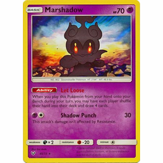 Marshadow - 45/73 - Holo Rare