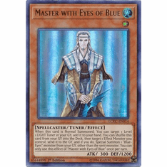 Master with Eyes of Blue LCKC-EN014 Ultra Rare - Legendary Collection Kaiba