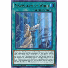 Mausoleum of White LCKC-EN036 Ultra Rare - Legendary Collection Kaiba