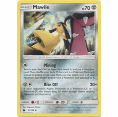 Mawile 91/168 Uncommon - Celestial Storm SM7 Pokemon Card