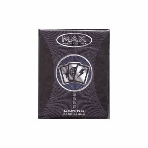 Max Protection Gaming Card Album 3-Ring Binder