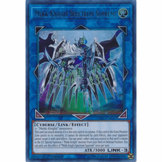 Mekk-Knight Spectrum Supreme EXFO-EN047 Ultra Rare - YuGiOh Extreme Force