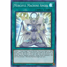 Merciful Machine Angel YuGiOh � Legendary Duelists: Sisters of the Rose Super Rare