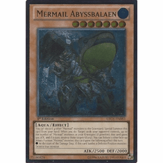Mermail Abyssbalaen LTGY-EN083 - Lord Of The Tachyon Galaxy Ultimate Rare