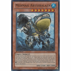 Mermail Abyssbalaen LTGY-EN083 - Lord Of The Tachyon Galaxy Ultra Rare