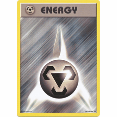 Metal Energy 98/108 Common - Pokemon XY Evolutions Single Card