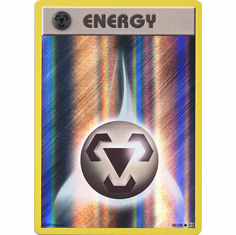 Metal Energy 98/108 Common - Reverse Pokemon XY Evolutions Single Card