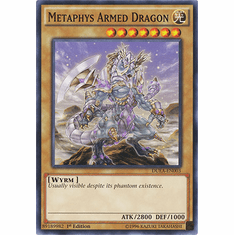 Metaphys Armed Dragon DUEA-EN003 - Common Duelist Alliance Card
