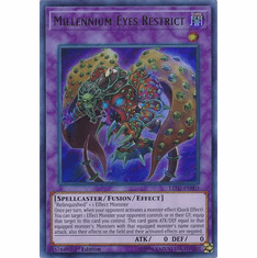 Millennium-Eyes Restrict - LED2-EN003 - Ultra Rare 1st Edition