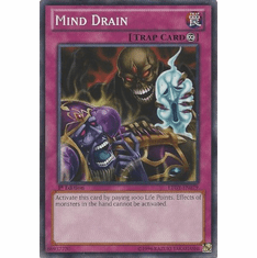 Mind Drain LTGY-EN079 - Lord Of The Tachyon Galaxy Common