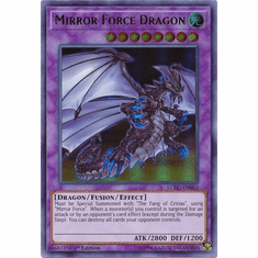 Mirror Force Dragon LCKC-EN062 Ultra Rare - Legendary Collection Kaiba