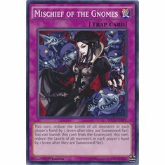 Mischief of the Gnomes SECE-EN081 - COMMON Secrets of Eternity Single Card