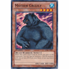 Mother Grizzly SDRE-EN021 - Realm of the Sea Emperor Common Card
