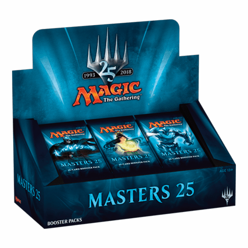 MTG Masters 25 Magic Booster Box
