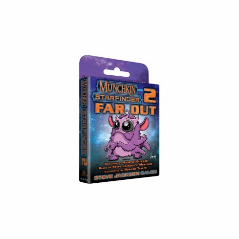 Munchkin Starfinder 2: Far Out Expansion