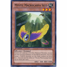 Mystic Macrocarpa Seed LVAL-EN035 - YuGiOh Legacy Of The Valiant Common