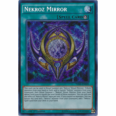 Nekroz Mirror THSF-EN020 - YuGiOh The Secret Forces Secret Rare Card