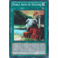Noble Arms of Destiny LTGY-EN087 - Lord Of The Tachyon Galaxy Super Rare