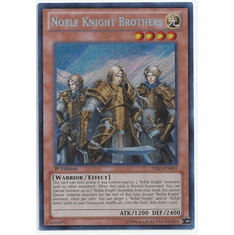Noble Knight Brothers PRIO-EN081 - YuGiOh Primal Origin Secret Rare Card