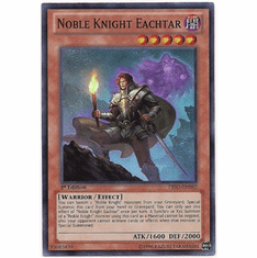 Noble Knight Eachtar PRIO-EN082 - YuGiOh Primal Origin Super Rare Card