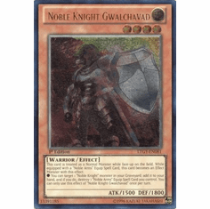 Noble Knight Gwalchavad LTGY-EN081 - Ultimate Rare
