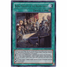 Noble Knights of the Round Table PRIO-EN087 - Primal Origin Ultra Rare Card