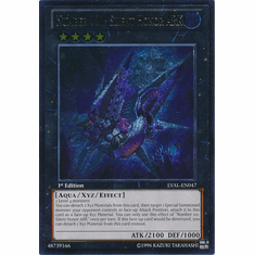 Number 101: Silent Honor ARK LVAL-EN047 - Legacy Of The Valiant Ultimate Rare