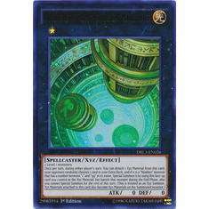 Number 78: Number Archive DRL3-EN026 Ultra Rare - YuGiOh Dragons of Legend Unleashed Card