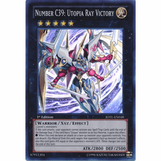Number C39: Utopia Ray Victory JOTL-EN048 - Judgment Of The Light Super Rare