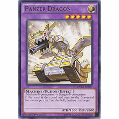 Panzer Dragon DUEA-EN097 - Duelist Alliance RARE Duelist Alliance Card